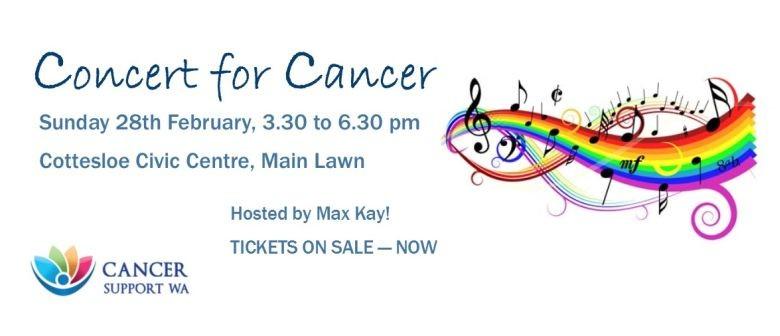 Concert for Cancer