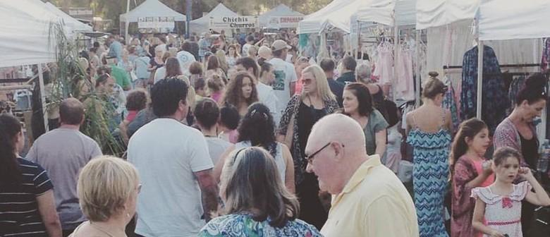 Sacred Tree Markets - Nelson Bay Friday Night Markets