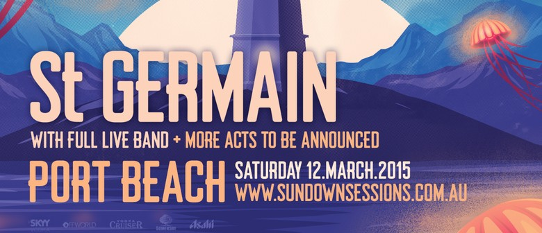 Sundown Sessions: St Germain With Full Band
