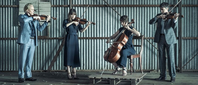 Alleged Dances - Australian String Quartet
