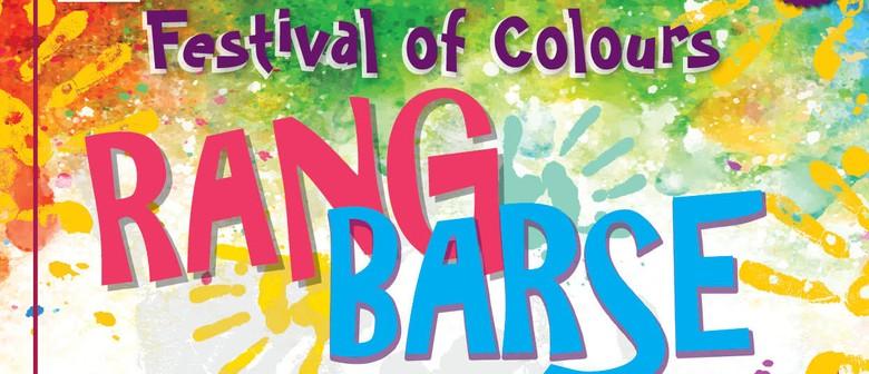 Festival of Colours - Rang Barse