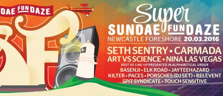 Super Sundae Fundaze Festival