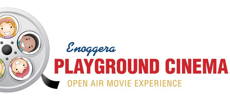 Enoggera Playground Cinema Open Air Movie Experience
