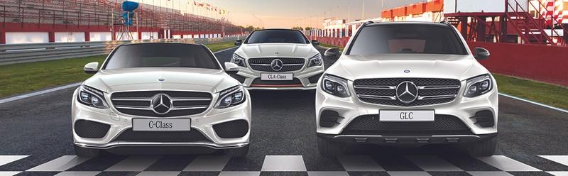Mercedes Benz Melbourne Pole Position Sales Event