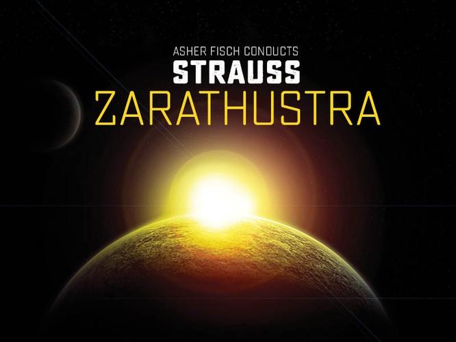 Asher fisch conducts strauss zarathustra perth for 14 strauss terrace