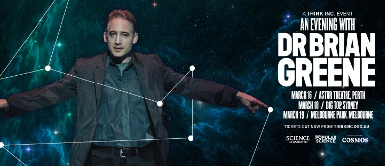An Evening With Dr. Brian Greene