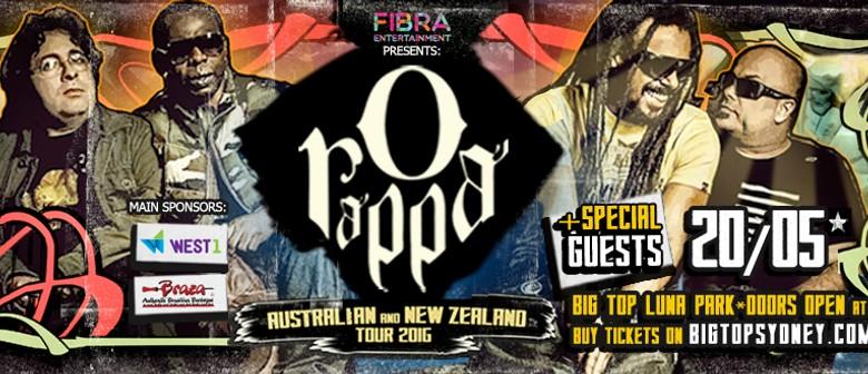 O Rappa Australian Tour