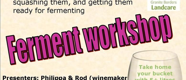 Fermentation Workshop - Wine Making