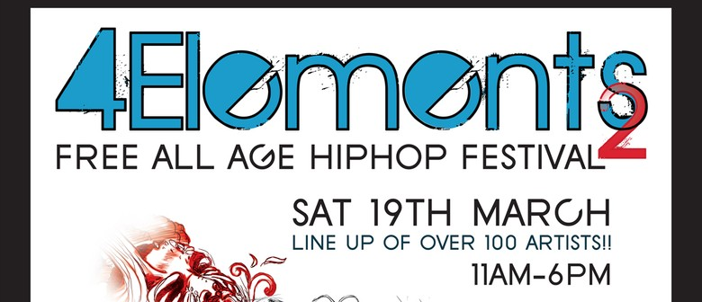 4Elements All Ages Hiphop Festival