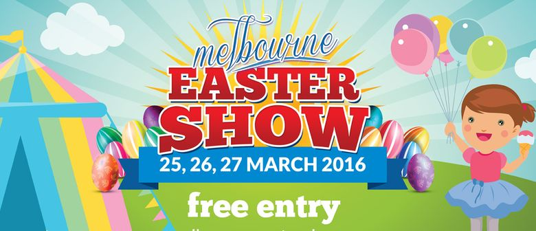 Melbourne Easter Show 2016