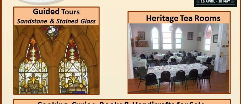 Heritage Open Days With May Day Merriment