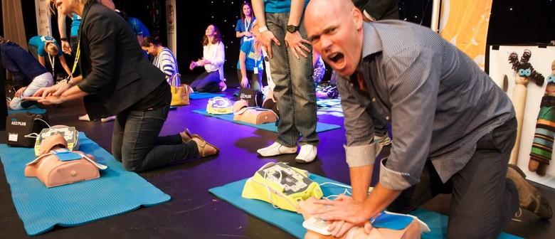 KidzAid CPR Challenge