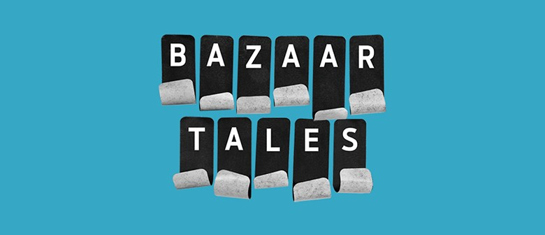 Bazaar Tales Storytelling
