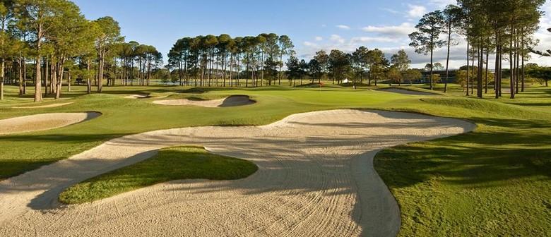 Intercontinental Sanctuary Cove 4-Ball Golf Challenge
