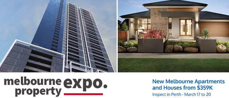 In Perth: Melbourne Property Expo