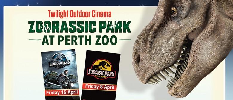 Jurassic Park – Twilight Outdoor Cinema