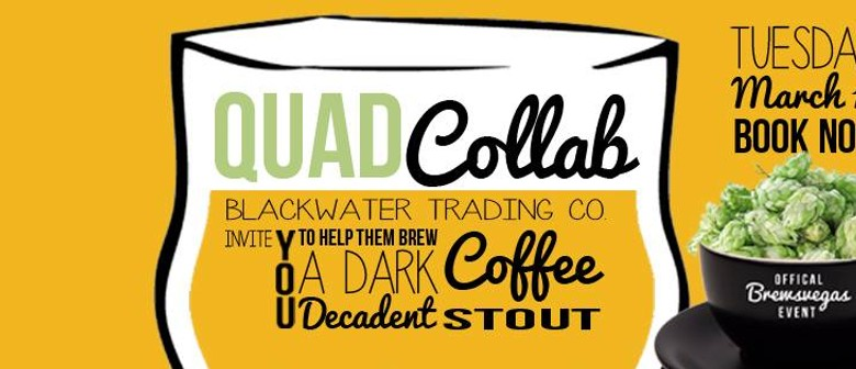 Quad Collab - Lunch and Beer Tasting