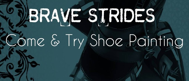 Come and Try Shoe Painting
