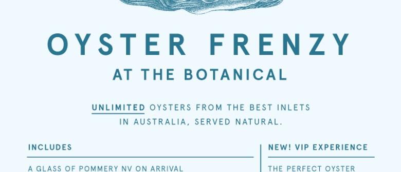 Oyster Frenzy 2016