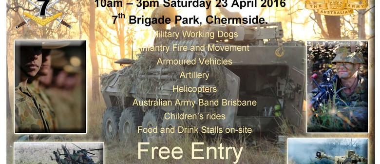 7th Brigade Open Day