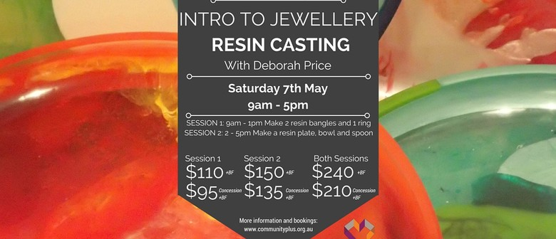 Intro to Jewellery - Resin Casting