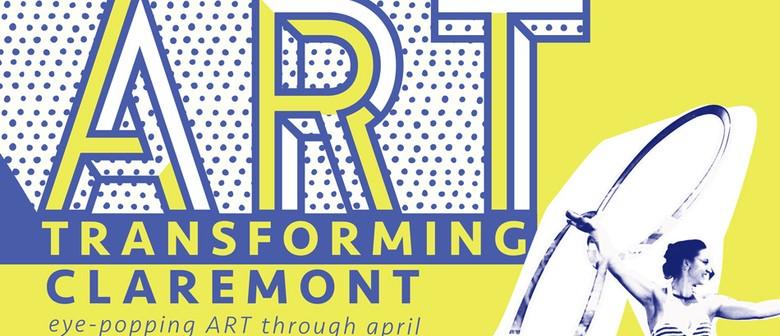 Art Transforming Claremont Flower Arranging Workshop