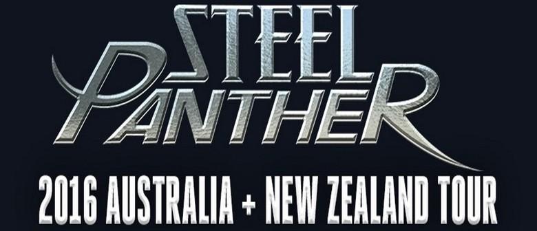 Steel Panther Australian Tour 2016