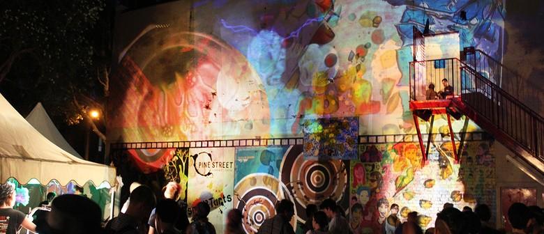 Smart Arts Festival Launch Party