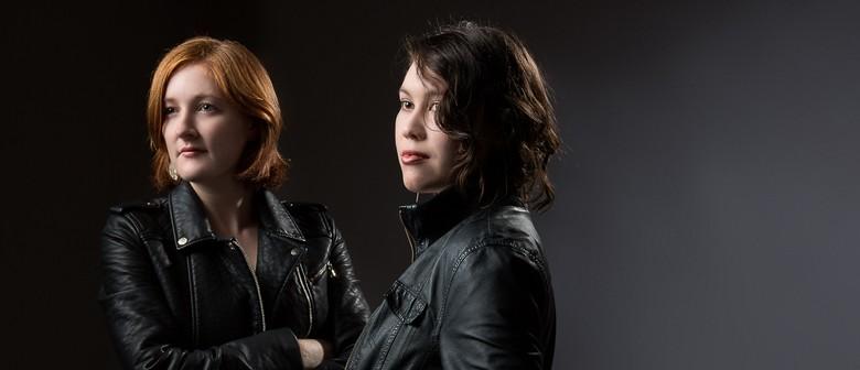 Madame Wu and Elise Graham Album Launch