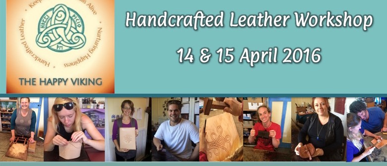 Handcrafted Leather Workshop