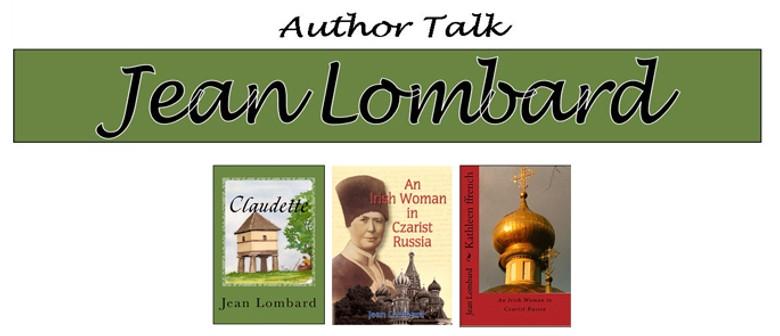 Author Talk - Jean Lombard