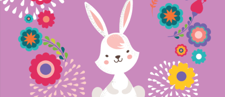 Easter Bunny and Colouring Competition