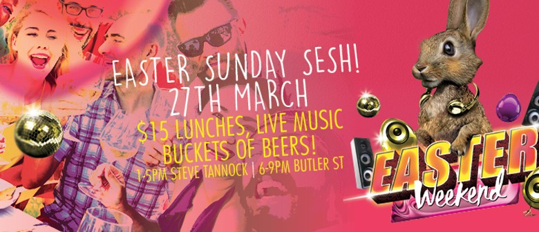 Easter Sunday With Steve Tannock and Butler St