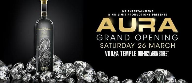 Aura Grand Opening