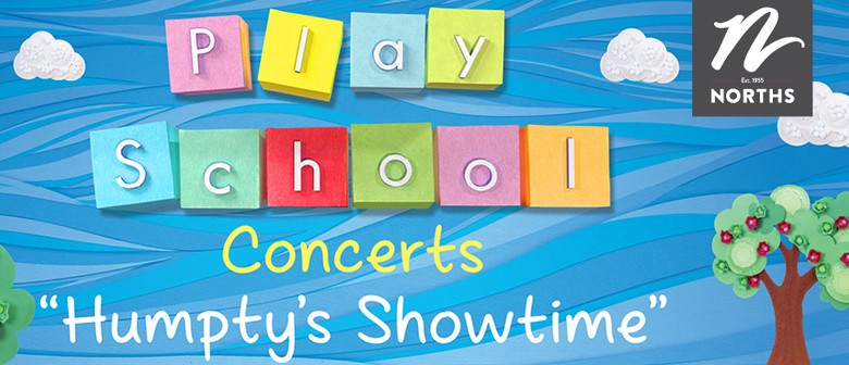 Play School - Humpty's Showtime