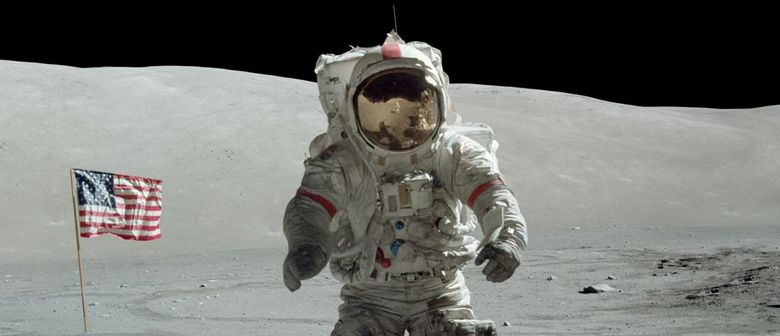 Gene Cernan - The Last Man On the Moon