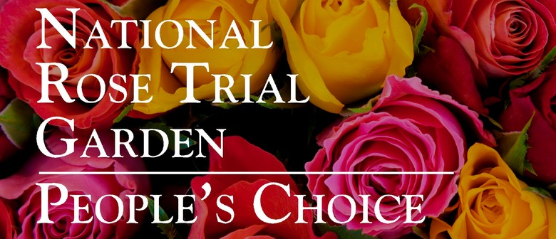 National Rose Trial Garden - People's Choice Weekend