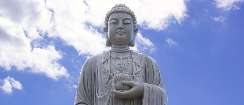 Buddhist Garden Opening