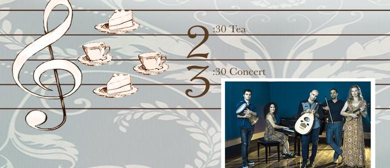 The Mythra Ensemble - A Prelude In Tea Concert - Sydney