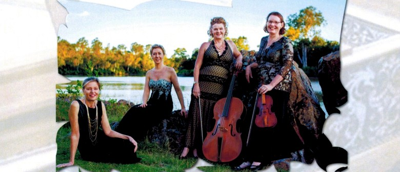 Baroque Delights With Arioso Chamber Ensemble