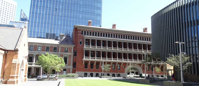 Heritage Perth 2016 W&T Series - Rediscover Cathedral Square