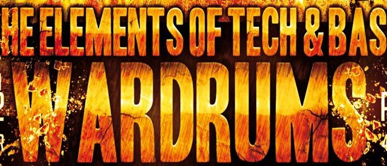 WarDrums Techno Party