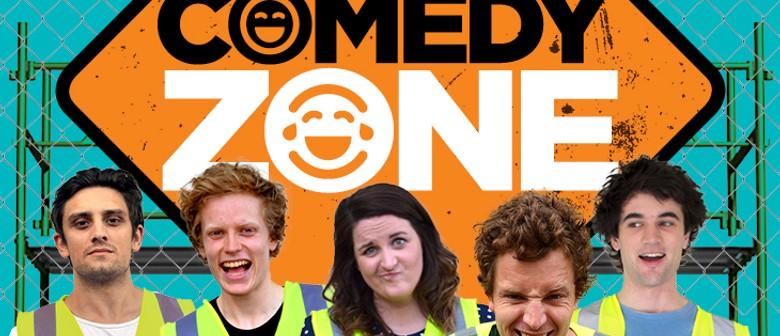 Melbourne International Comedy Festival - The Comedy Zone