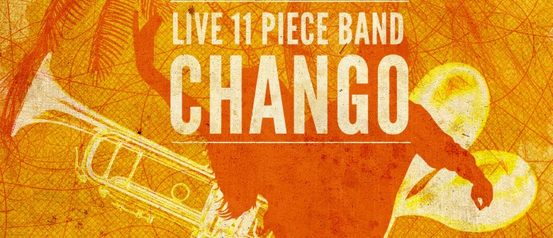 Chango - Salsa With 11-Piece Band