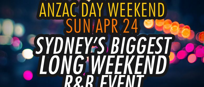 Reign Sydney ANZAC Day Long Weekend Special