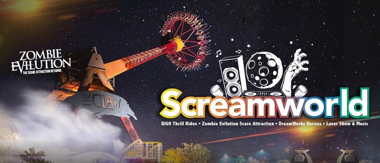 Screamworld - Party After Dark - Gold Coast - Eventfinda