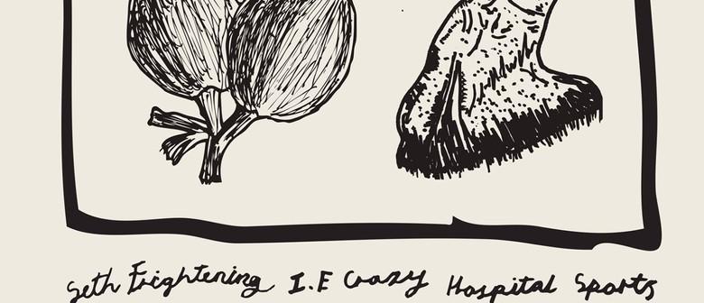 Seth Frightening & IE Crazy & Hospital Sports
