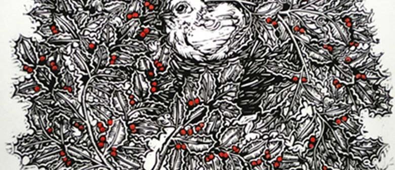 InVerse - Exhibition of Original Prints By Open Bite Printma