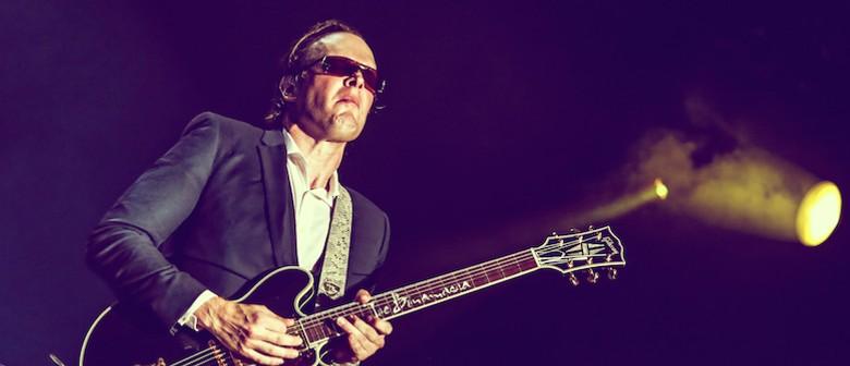 Joe bonamassa tour dates in Melbourne