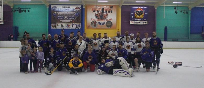 Rob Gray Memorial Hockey Game